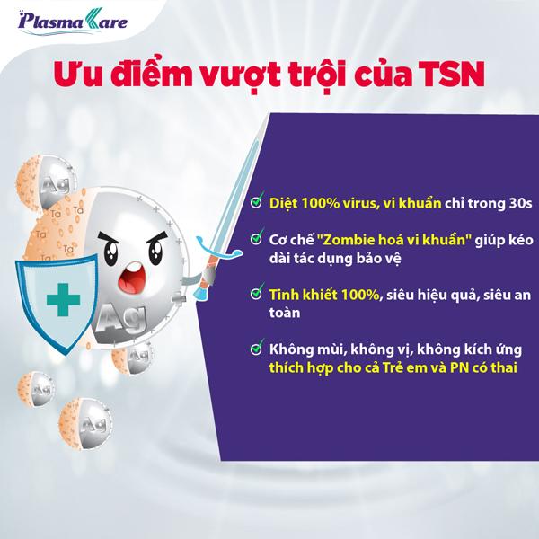 Viện Plasma Việt Nam nghiên cứu thành công hoạt chất kiểm soát nhiễm trùng da, niêm mạc