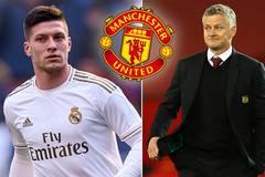 MU mượn Luka Jovic, Greenwood và Foden trả giá đắt