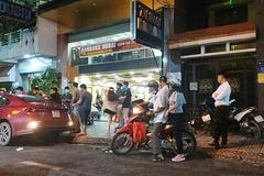Công an vây ráp hai băng nhóm hỗn chiến có nổ súng ở Sài Gòn