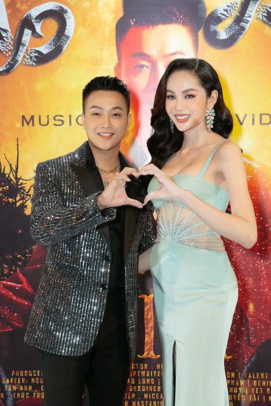 Ca sĩ Titi lên tiếng về chuyện tình cảm với Nhật Kim Anh