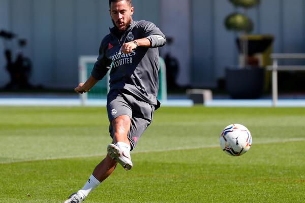 Real Madrid nhận hung tin về Eden Hazard