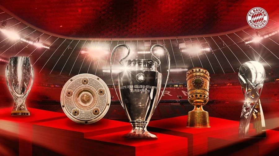 Thắng kịch tính Dortmund, Bayern Munich hoàn tất cú 'ăn 5'
