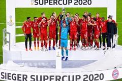 """Thắng kịch tính Dortmund, Bayern Munich hoàn tất cú """"ăn 5"""""""