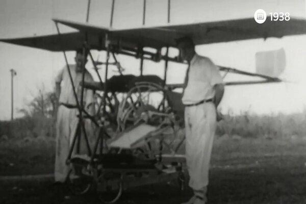 Những sáng tạo trong hàng không đầu thế kỷ 20
