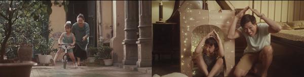 Ngôi nhà Carton - phim ngắn gây nhớ nhà quay quắt dịp Trung Thu