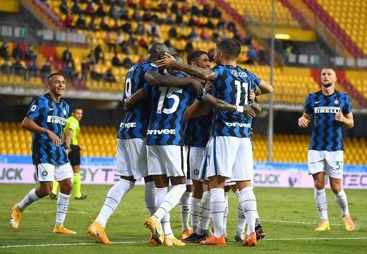 Lukaku lập cú đúp, Inter Milan đại thắng '5 sao'