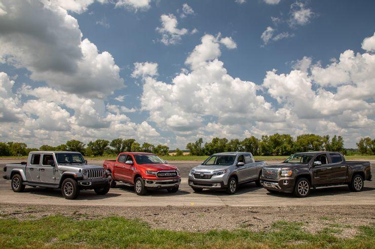 Những lợi ích khi chọn mua xe bán tải