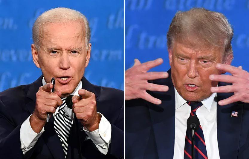 Ông Biden nhận 'mưa tài trợ' sau trận so găng đầu tiên với Tổng thống Trump