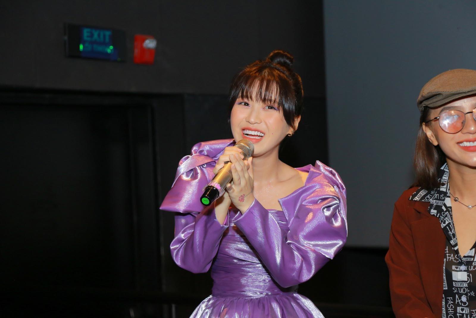Yu Dương rợn tóc gáy khi đóng phim trong bệnh viện bỏ hoang