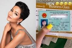 Chứng minh thư gây lú lẫn: H'Hen Niê sinh năm 1986, vừa tròn 34 tuổi?