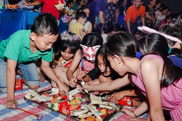 FPT Telecom mang Trung thu ấm áp đến với trẻ em 59 tỉnh thành