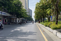 HCM City plans more pedestrian streets