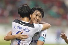 Vòng 13 V-League: HAGL thắng đậm, Hà Tĩnh đua vô địch