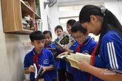 GĐ Sở Giáo dục Hải Phòng: Nhiều trường có thư viện rất đẹp nhưng... khóa kỹ