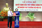 Bổ nhiệm bà Phạm Thị Thanh Trà làm Thứ trưởng Nội vụ là theo yêu cầu công tác