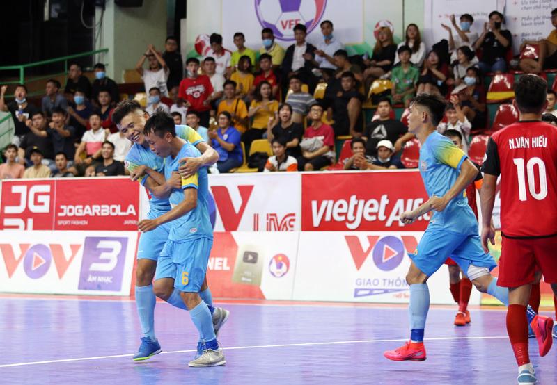 VCK giải Futsal VĐQG 2020: Khánh Hòa soán vị trí Đà Nẵng