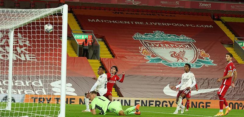 Liverpool,Arsenal