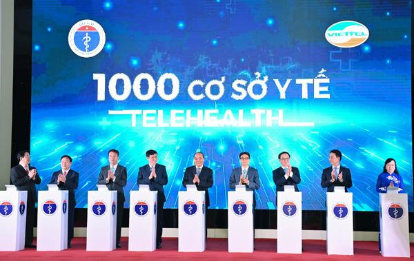 10 năm xây Hệ sinh thái y tế thông minh, Viettel hoàn thành kết nối 1.000 Telehealth