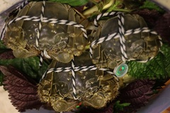 Loại cua 'nhà giàu' bán tràn lan chỉ từ 45.000 đồng/con, tiểu thương 'tiết lộ' sự thật