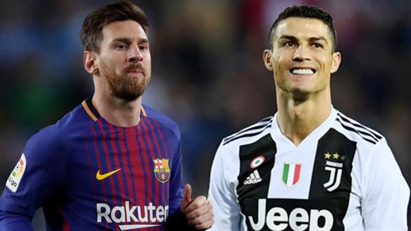 Man City hãy ký Ronaldo, thay vì Messi