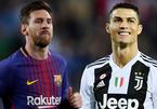 Barca chạy đua đăng ký Messi trước khi đấu Ronaldo