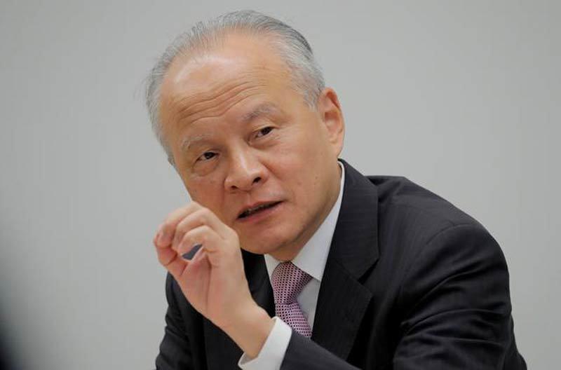 Đại sứ Trung Quốc thừa nhận sự thật quan hệ với Mỹ, kêu gọi đi 'đúng đường'
