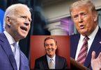 Người dẫn trận so găng lần hai Trump - Biden bị tố thiên vị