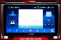 Webvision Việt Nam trình làng bộ đôi màn hình 'cực chất' cho xe hơi