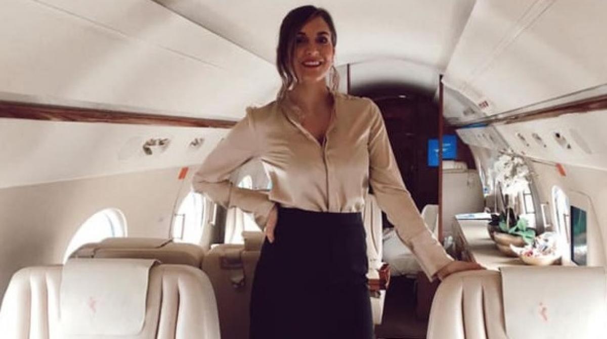 Góc khuất ít ai biết của nghề tiếp viên hàng không cho giới siêu giàu