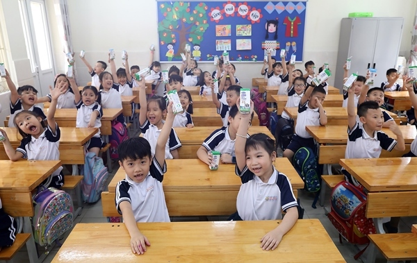 Vinamilk đứng đầu Top 10 thương hiệu mạnh nhất Việt Nam