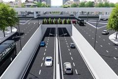 Hà Nội khởi công dự án hầm chui Lê Văn Lương gần 700 tỷ