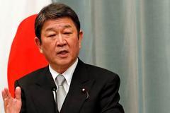 Chiến lược của tân Thủ tướng Nhật khi cử ngoại trưởng công du một loạt nước