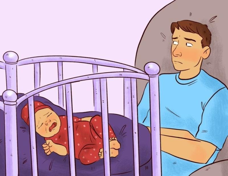 Đàn ông nên hay không nên có mặt trong thời điểm vợ sinh nở