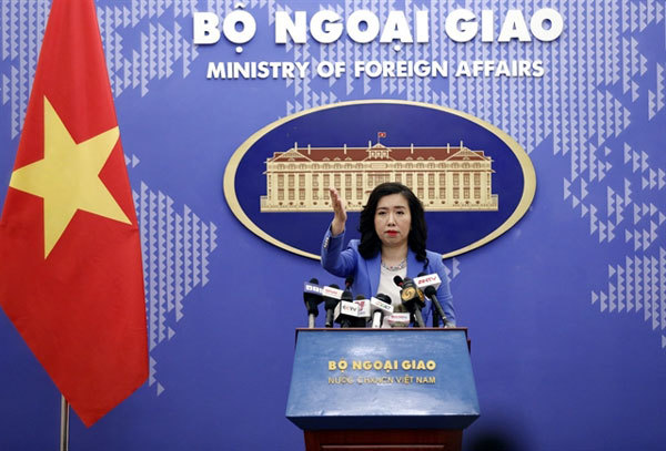 Vietnam wants resumption of talks on East Sea code