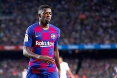 """Barca ép MU trả toàn bộ lương """"khủng"""" cho Dembele"""