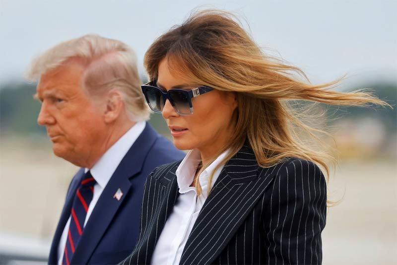 Ông Trump nhập viện điều trị Covid-19