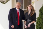 """Nhan sắc """"đại mỹ nhân"""" trong bộ máy chính quyền của ông Trump"""