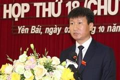 Yên Bái có tân Chủ tịch tỉnh người Tày 46 tuổi