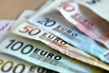 Gửi Euro tại Ngân hàng Nhà nước sẽ bị thu phí