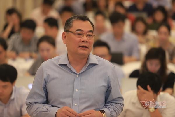 Hai ông Phạm Đình Qúy, Hoàng Minh Tuấn bước đầu khai nhận hành vi vi phạm