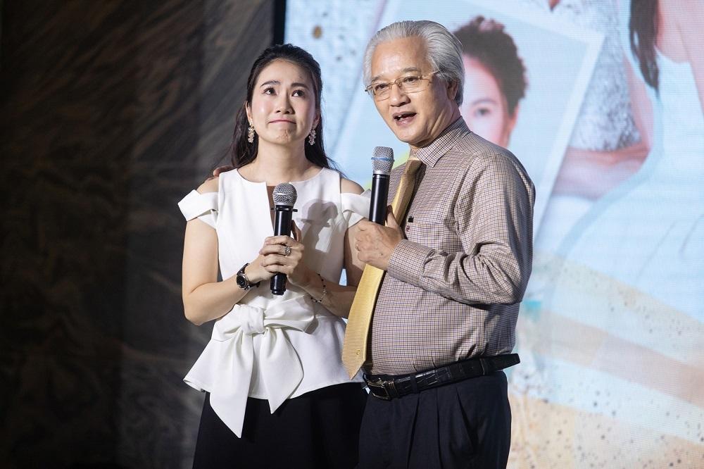 MC Thanh Thảo: Chồng tôi bán từng chai dầu ăn làm sao là đại gia được