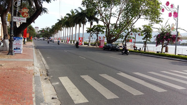 Cashless parking payments offered in Da Nang