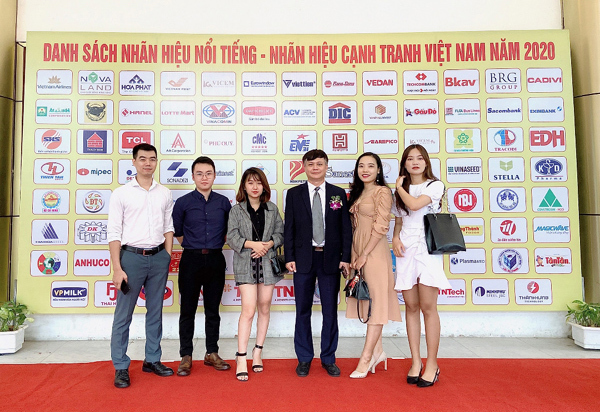 Vonta tham vọng trở thành thương hiệu mạnh khu vực và quốc tế