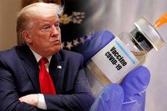 Nhà sản xuất vắc-xin Covid-19 của Nga đề nghị giúp ông Trump