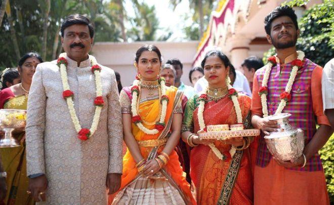 3 đám cưới xa xỉ, tiêu tốn hàng triệu USD của con gái tỷ phú Ấn Độ