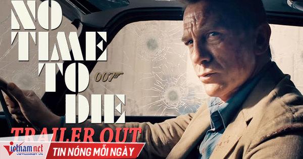 YouTube cho xem miễn phí 19 phim về James Bond