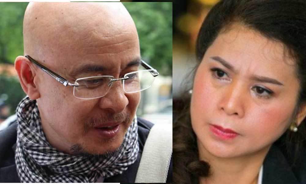 Bà Lê Hoàng Diệp Thảo kêu cứu, đề nghị hủy hai bản án ly hôn