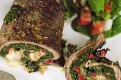 Cách làm bò cuộn cải bó xôi đủ chất, vị ngon, trẻ con mê tít