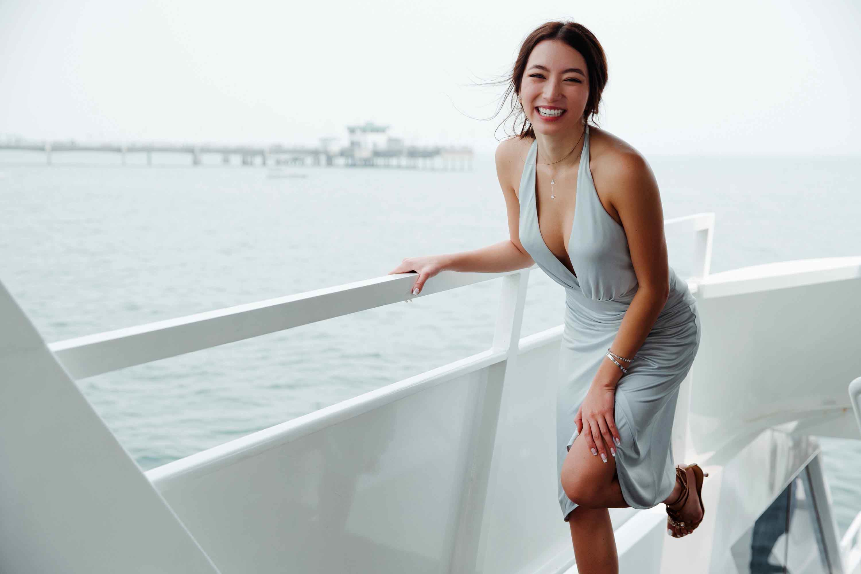 21 tuổi, con gái ca sĩ Thanh Hà xinh đẹp, gợi cảm
