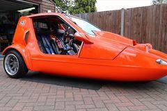 10 chiếc xe thể thao xấu nhất thập niên 70